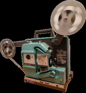 Bell & Howell Model 1580