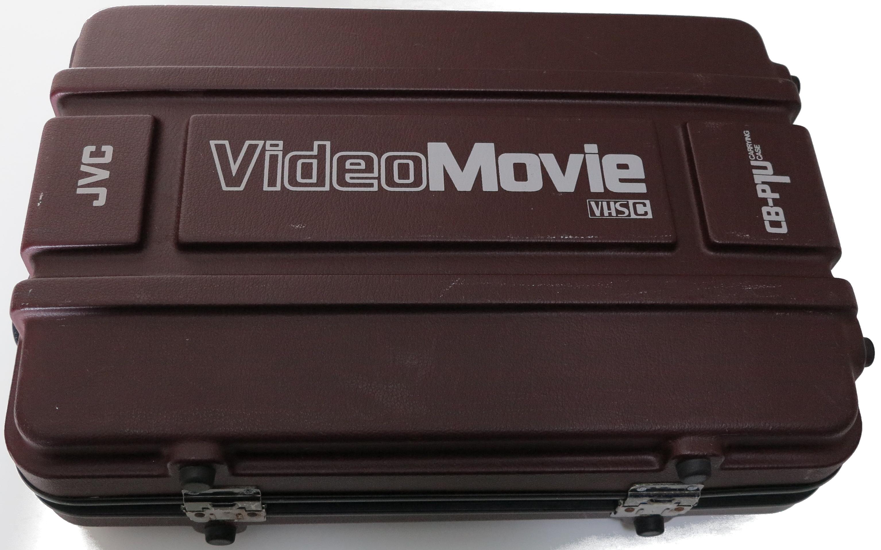 JVC GR-C1 koffert